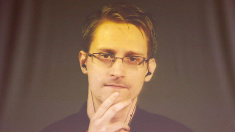 Former U.S. National Security Agency contractor Edward Snowden © Vincent Kessler