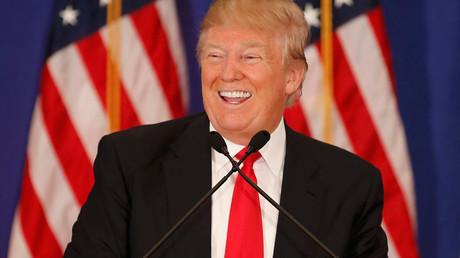 Republican U.S. presidential candidate Donald Trump © Joe Skipper