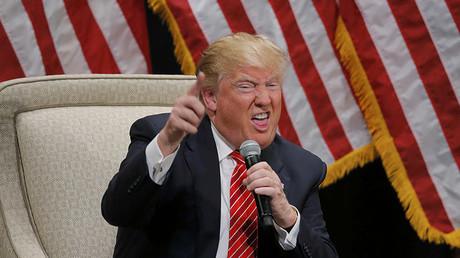 Republican U.S. presidential candidate Donald Trump. ©Chris Keane