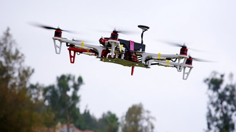 Small, commercial drones allowed to fly under new FAA guidelines