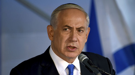 Israel's Prime Minister Benjamin Netanyahu ©Debbie Hill