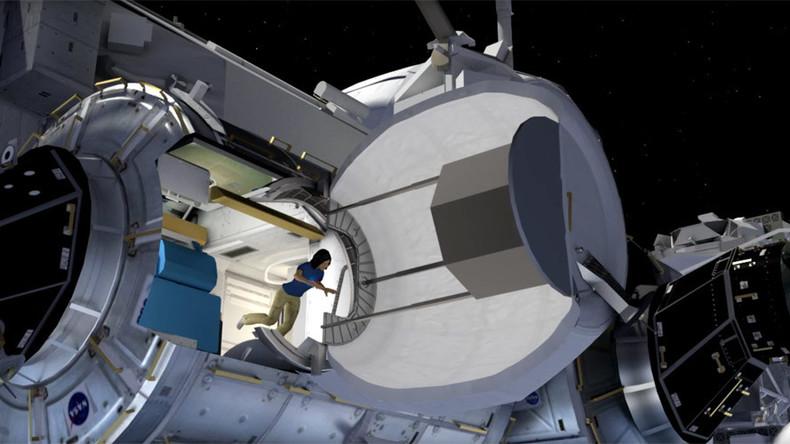 inflatable spacecraft habitat - photo #29