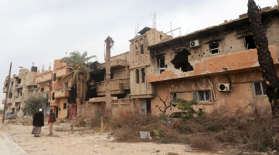 UK has moral obligation to resolve Libya 'mess' but troops would be seen as 'invading force' – Blunt