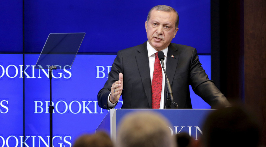 'Erdogan lives in his own world; Turkey turns to greater authoritarianism'