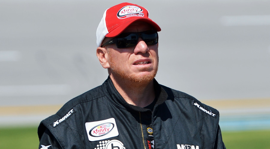 NASCAR driver arrested in huge tobacco-smuggling bust