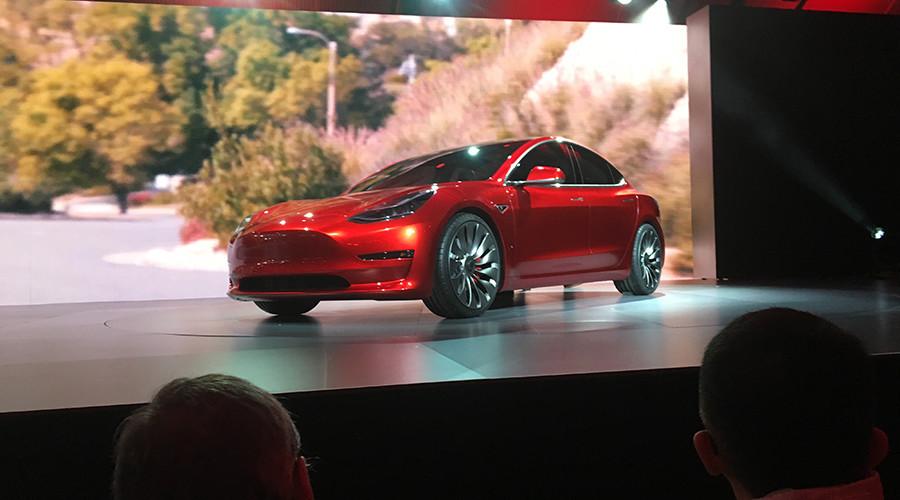 Pre-orders of Tesla Model 3 hit almost 200K in 24 hours