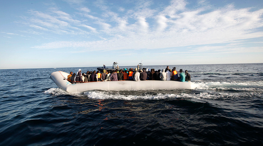 Migrant smugglers use Facebook to promote Turkey-Italy trips bypassing sealed Balkan route