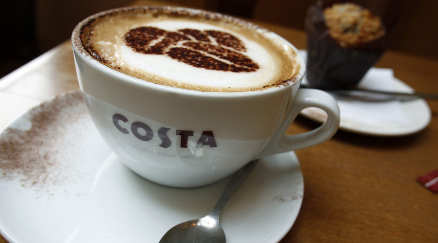 Sir Costa-lot: World's 2nd biggest coffee chain accused of ripping off customers