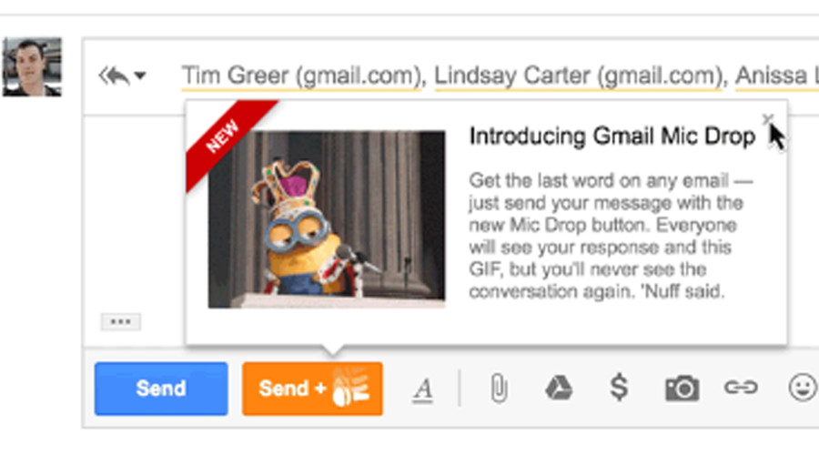 Google kills own April Fools' Day mail prank after flood of angry feedback