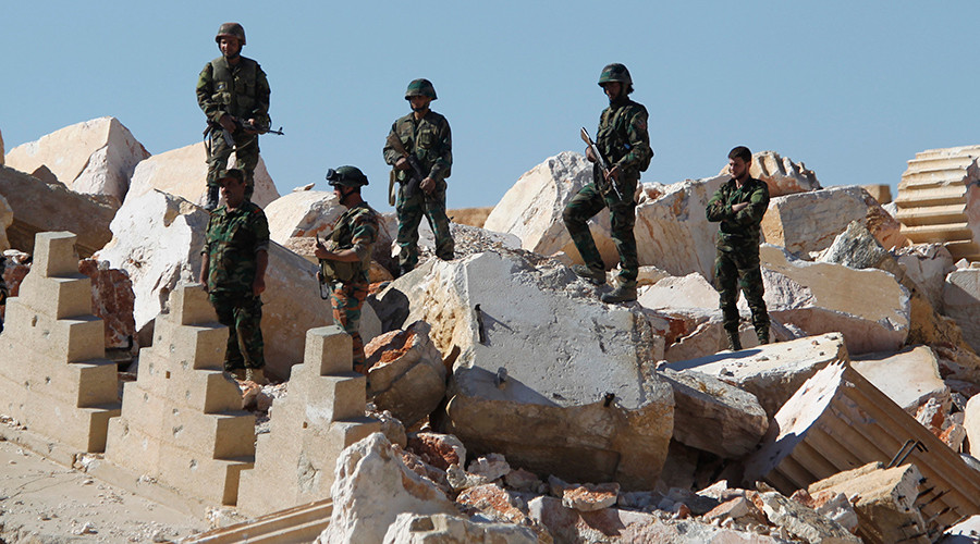 Syrian Army seizes high ground, prepares to retake Christian minority town from ISIS