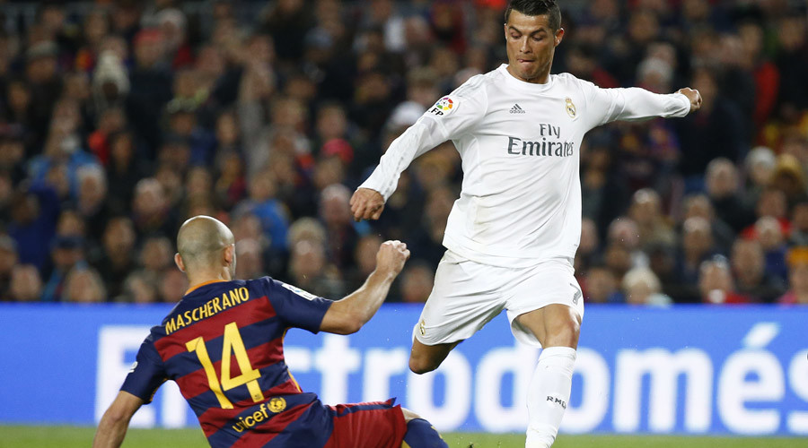 Real Madrid beat Barcelona 2-1: Late Ronaldo strike gives Zidane first El Clasico win