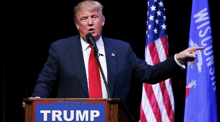 Republican U.S. presidential candidate Donald Trump © Kamil Krzaczynski