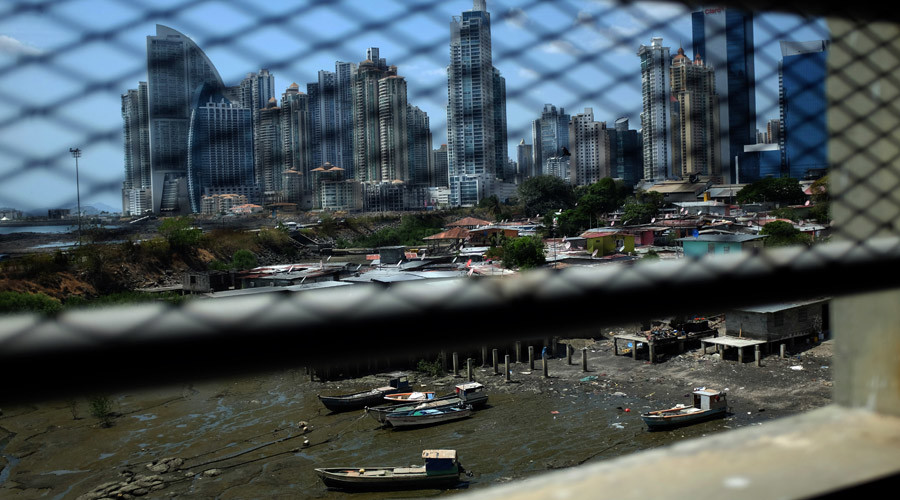 Panama, where Mossack Fonseca is based © Rodrigo Arangua
