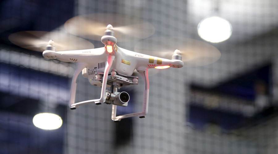 Drone over my head: UAVs may be allowed in populated areas