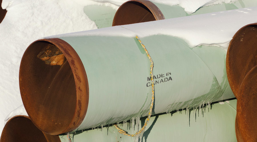 TransCanada shutdowns Keystone I pipeline over possible spill in South Dakota