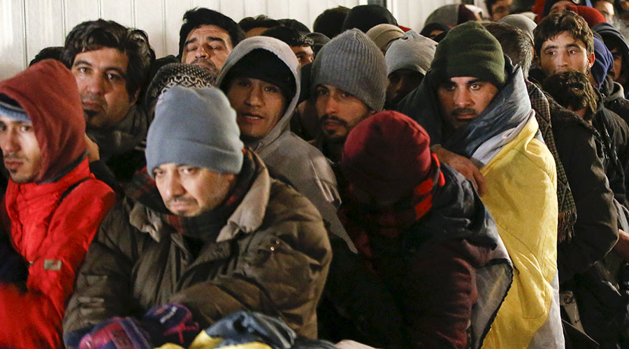 500,000 unregistered migrants roaming Germany – report