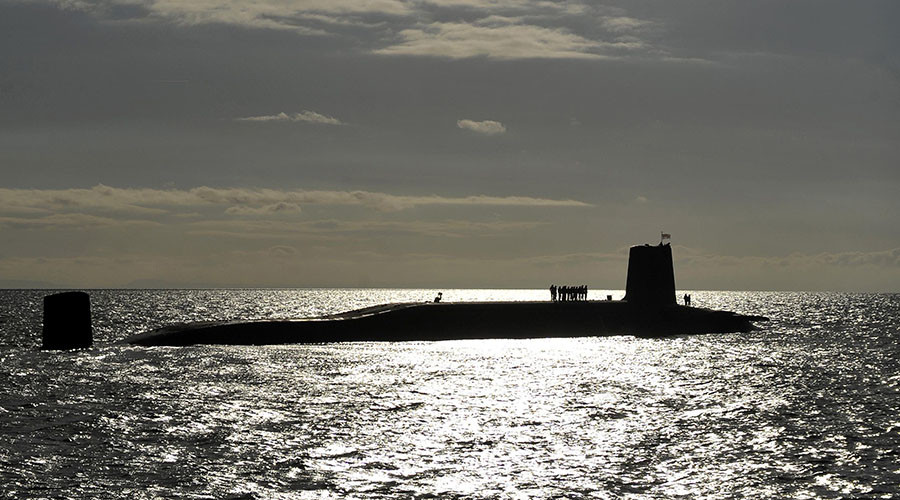 Military wants 'safe space away from public gaze' to come up with policy, including Trident