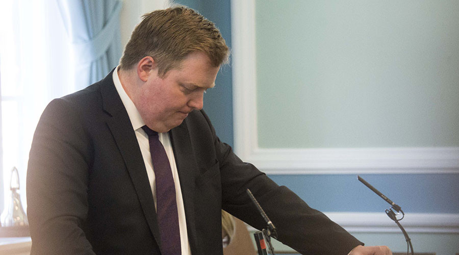 Confusion in Iceland as PM says he did not resign