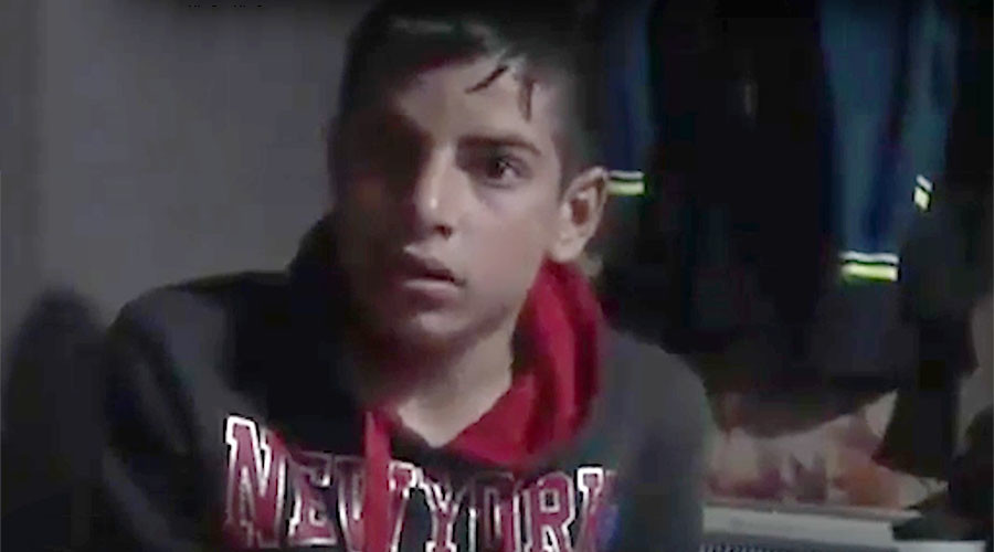 'I lived in fear, hunger & violence': 11yo Iraqi boy reveals the horrors of being ISIS prisoner