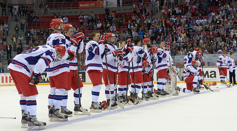 Russian Ice Hockey Federation to make official statement on U18 roster
