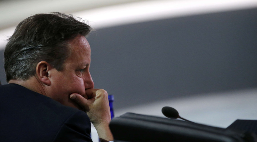 Cameron's haven hypocrisy? PM pushed for offshore trusts to be shielded from EU regulation