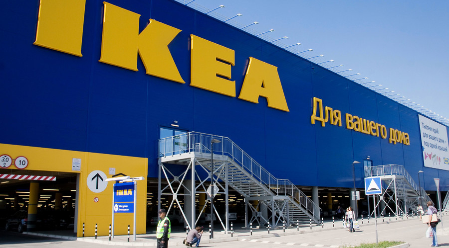 IKEA Russian localization at 60% and growing