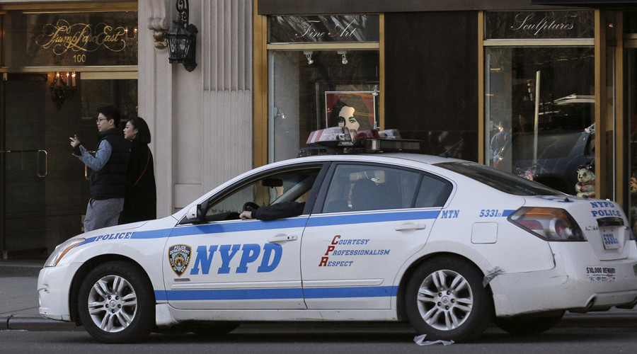 'I'm f----d': NYPD officer reportedly panics in reaction to FBI 'cash-for-favors' probe