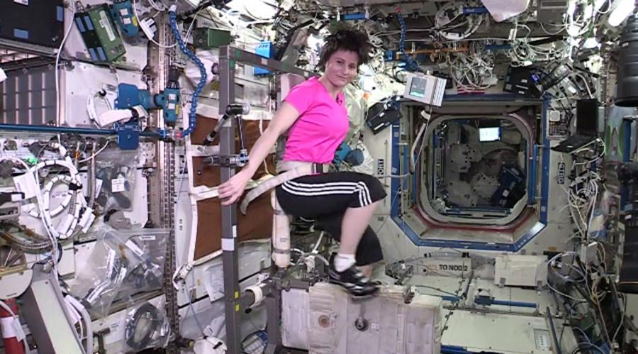 © International Space Station