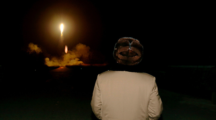 N. Korea tests new ICBM engine, boasts of capability to destroy Washington DC