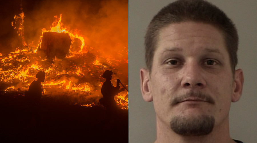 'Selfie' arsonist gets 20yrs & $60mn fine for starting California wildfire