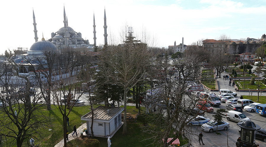 US warns of 'credible threats' to tourist areas in Istanbul, Antalya