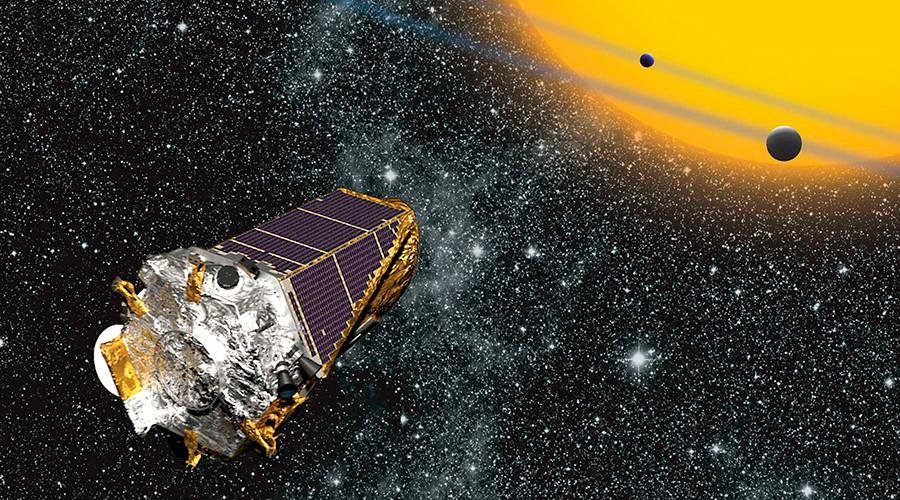 NASA's planet-hunting Kepler telescope in emergency mode