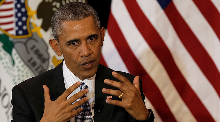 U.S. President Barack Obama © Jim Young