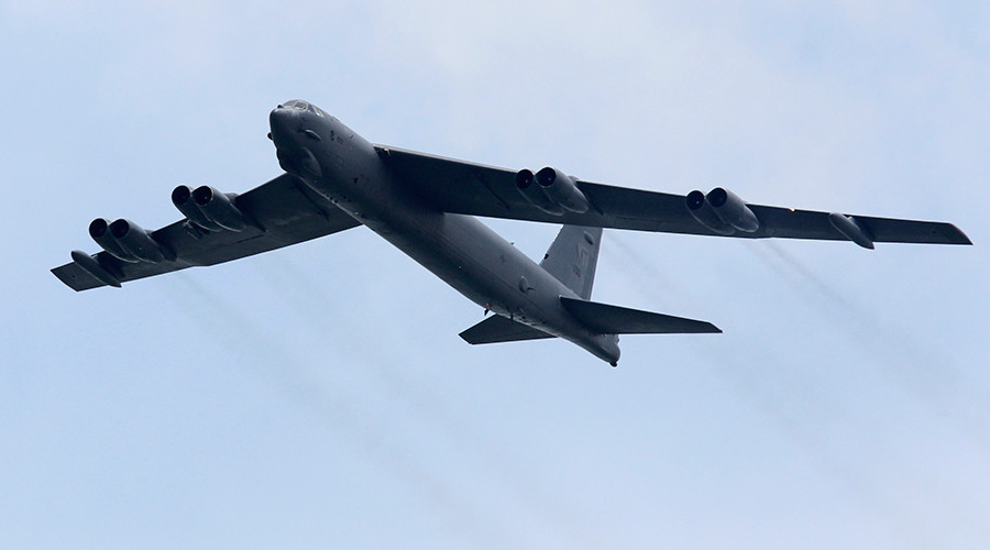 First in 3 decades: US deploys B-52 bombers to Qatar to bomb ISIS