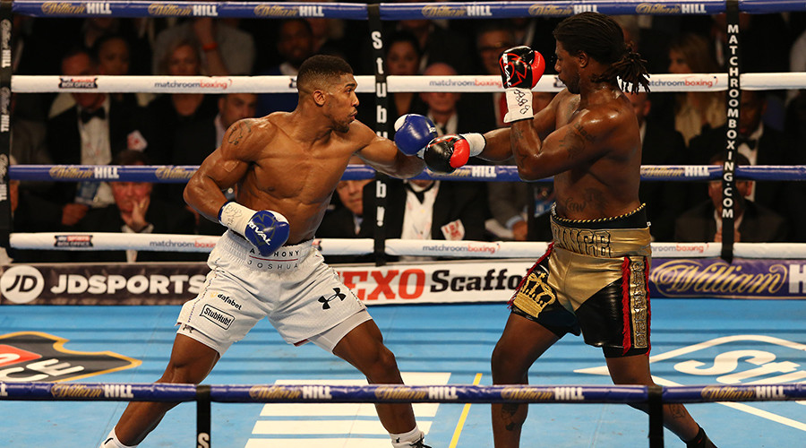 Joshua KOs Martin to win IBF heavyweight title (VIDEO)