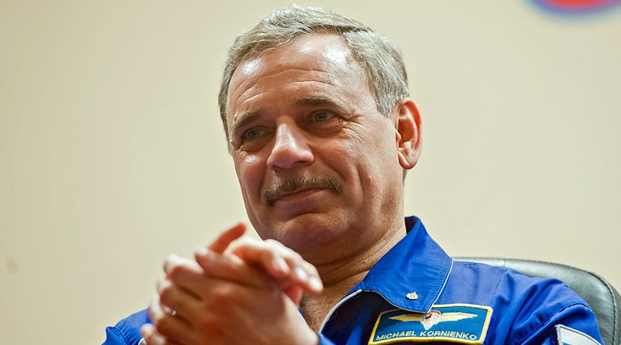 Russian cosmonaut Mikhail Korniyenko © Stringer