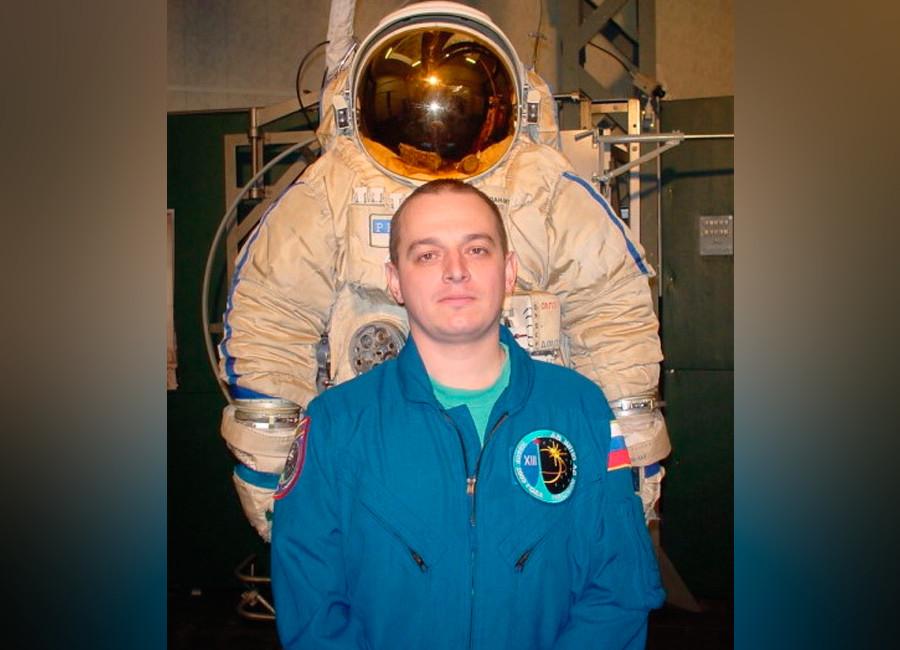 Mark Serov © astronaut.ru