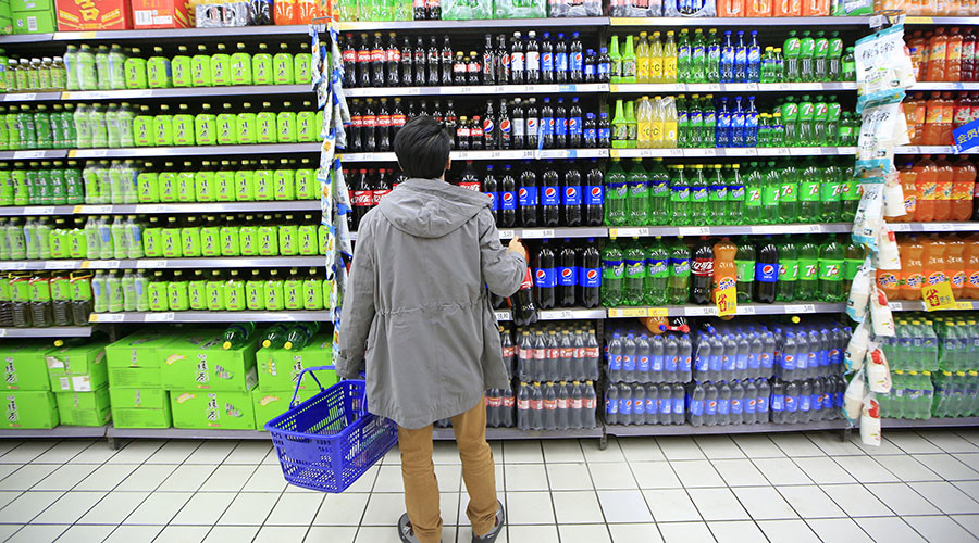 China's consumer price inflation up on rising food costs