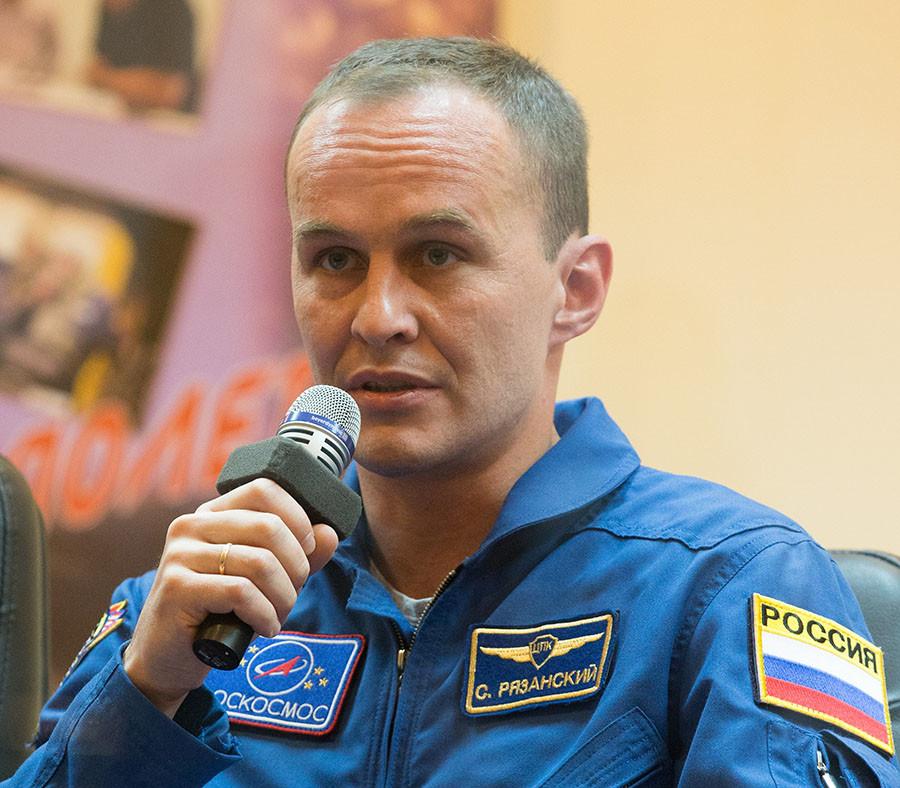 Sergei Ryazansky. ©Sputnik