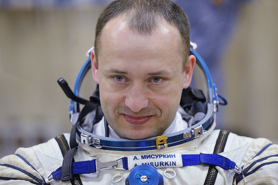 Roscosmos cosmonaut Alexander Misurkin. ©Sputnik