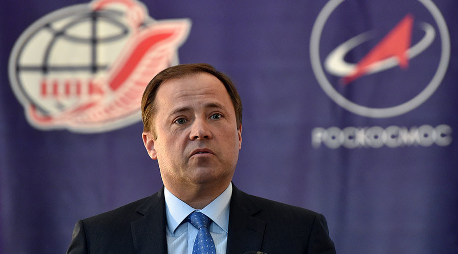 Igor Komarov, director general of the Federal Space Agency (Roscosmos). ©Sputnik