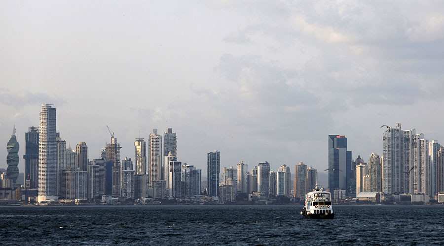A general view of the skyline of Panama City, Panama. © Carlos Jasso