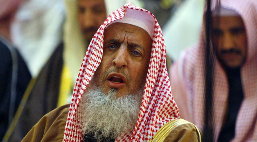Sheikh Abdul Aziz Al-Asheikh. ©Ali Jarekji