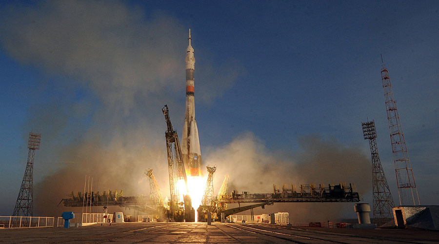 Russian space agency funds unfrozen in Yukos case