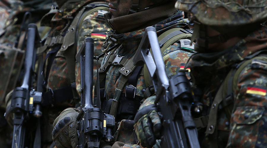 29 German soldiers have joined ISIS, army may contain dozens of jihadist sympathizers – report