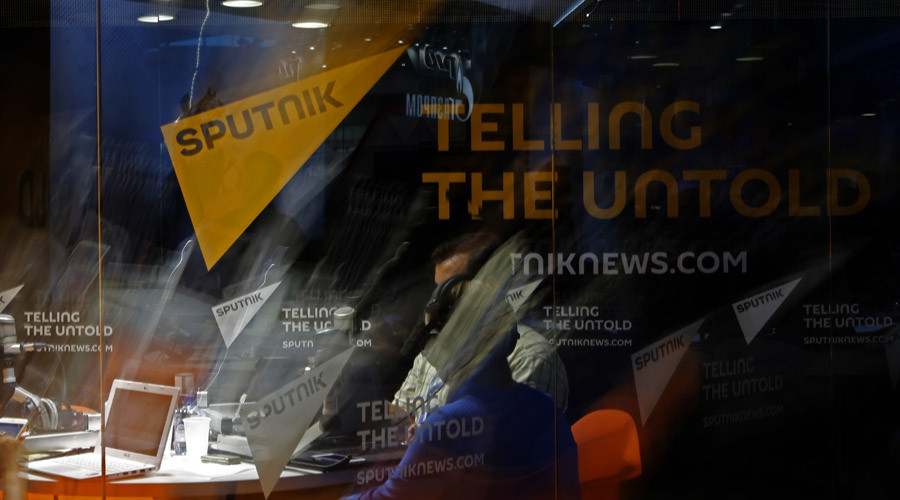 Estonia to 'keep a close eye' on Russia's Sputnik news agency – PM