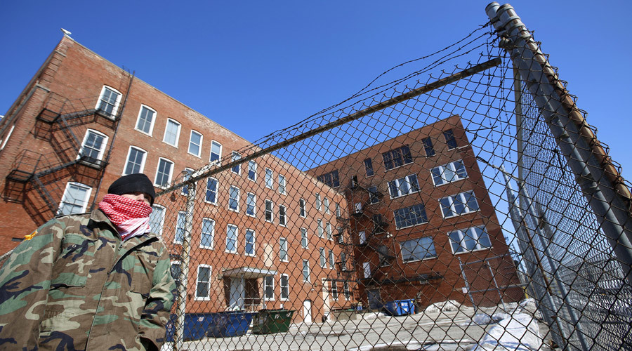 Police beat, strangle, Taser men held unlawfully at Chicago's 'Gitmo'