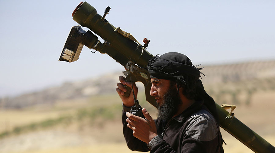 CIA 'Plan B' for Syria would give rebels MANPADs to 'counter Russia' - report