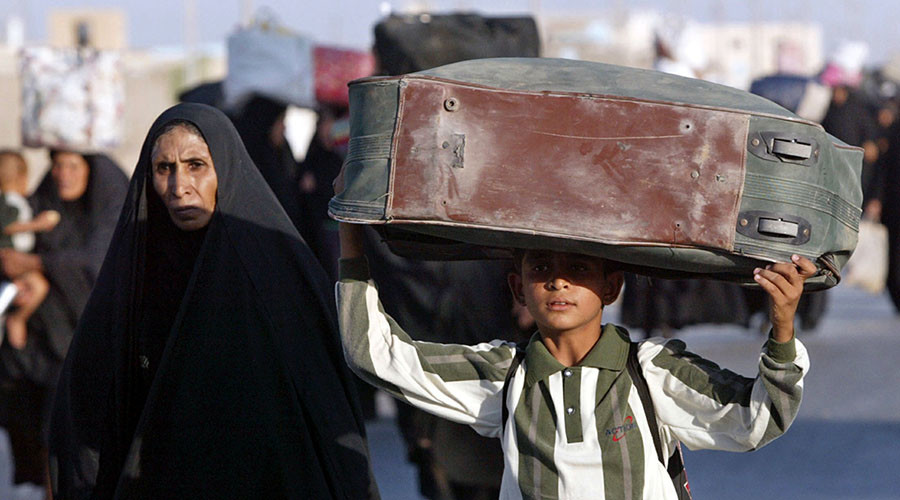 Iraq may soon reach 'point beyond repair,' 8mn people need humanitarian aid – report