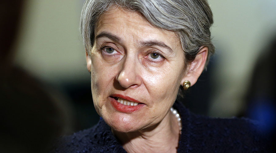 UNESCO Director-General Irina Bokova. © Eduardo Munoz